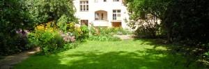 Altes Haus-Potsdam Gartenansicht 2